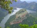Blyde River Canyon wide.